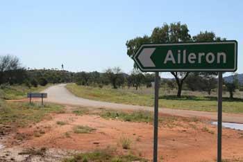 Aileron turnoff